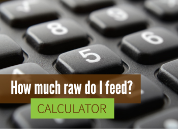 Raw Food Calculator